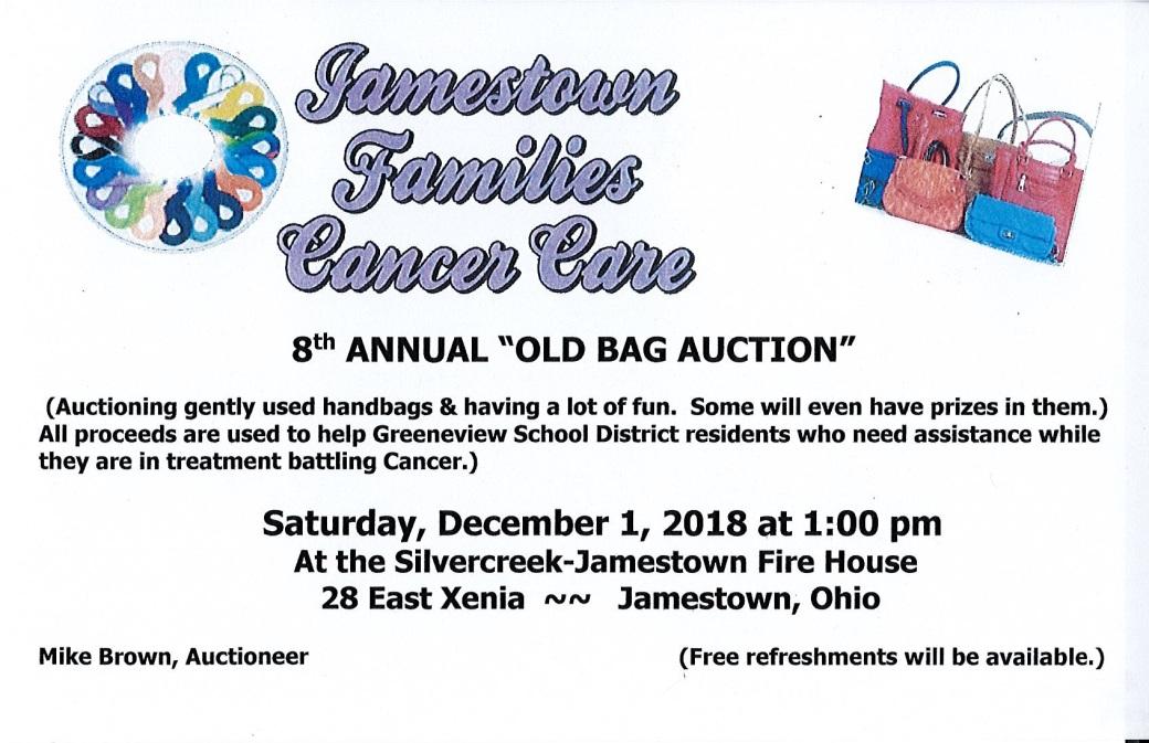 Old Bag Auction 2018